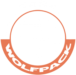 wolfpack no background